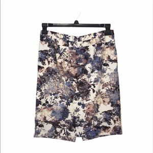 Grace elements floral skirt